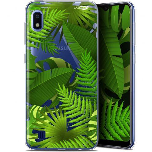 "Carcasa Gel Extra Fina Samsung Galaxy A10 (6.2"") Design Plantes des Tropiques"