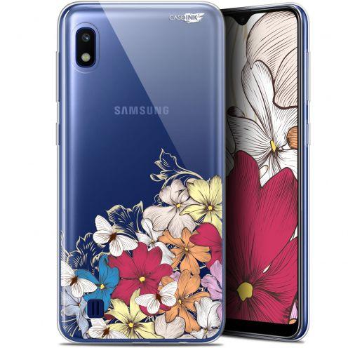"Carcasa Gel Extra Fina Samsung Galaxy A10 (6.2"") Design Nuage Floral"