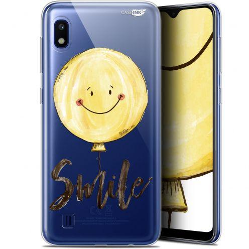 """Carcasa Gel Extra Fina Samsung Galaxy A10 (6.2"""") Design Smile Baloon"""