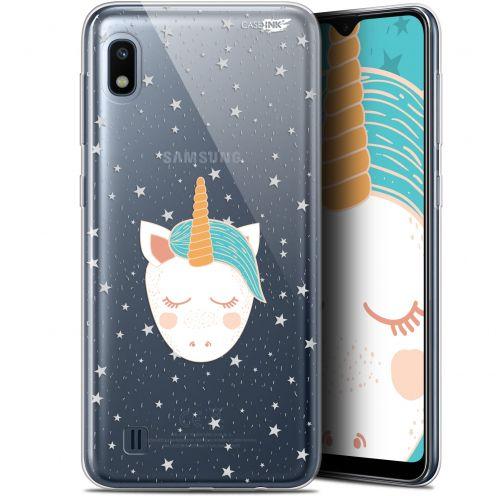 "Carcasa Gel Extra Fina Samsung Galaxy A10 (6.2"") Design Licorne Dors"