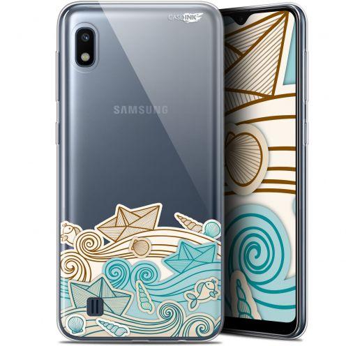 "Carcasa Gel Extra Fina Samsung Galaxy A10 (6.2"") Design Bateau de Papier"