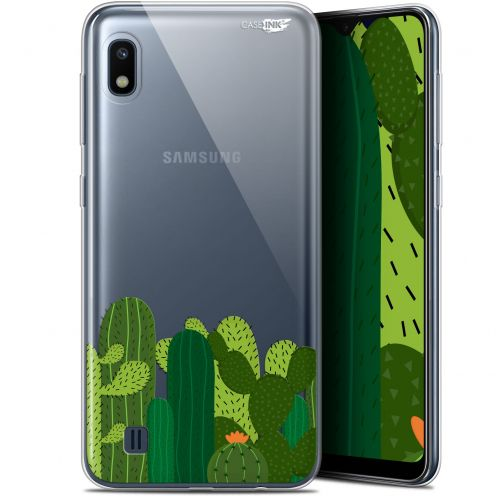 "Carcasa Gel Extra Fina Samsung Galaxy A10 (6.2"") Design Cactus"