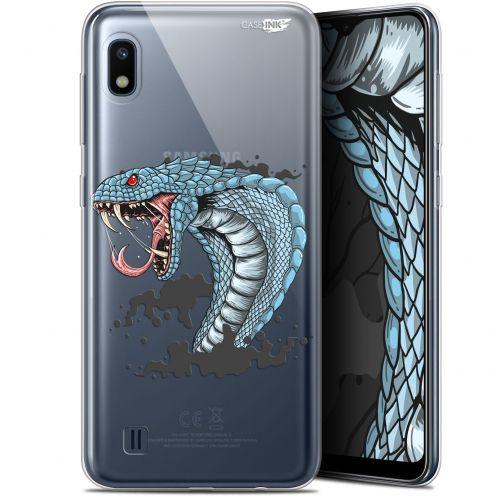 "Carcasa Gel Extra Fina Samsung Galaxy A10 (6.2"") Design Cobra Draw"