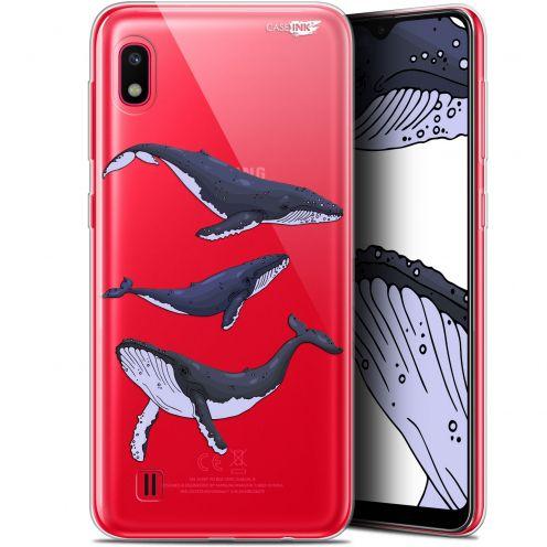 "Carcasa Gel Extra Fina Samsung Galaxy A10 (6.2"") Design Les 3 Baleines"