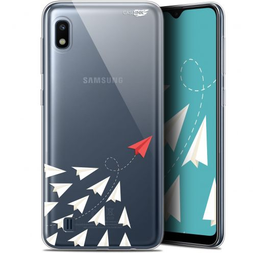 "Carcasa Gel Extra Fina Samsung Galaxy A10 (6.2"") Design Papier Volant"