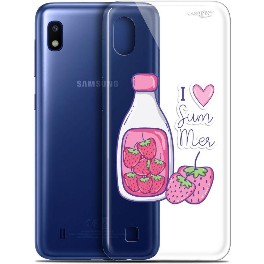 "Carcasa Gel Extra Fina Samsung Galaxy A10 (6.2"") Design Milky Summer"