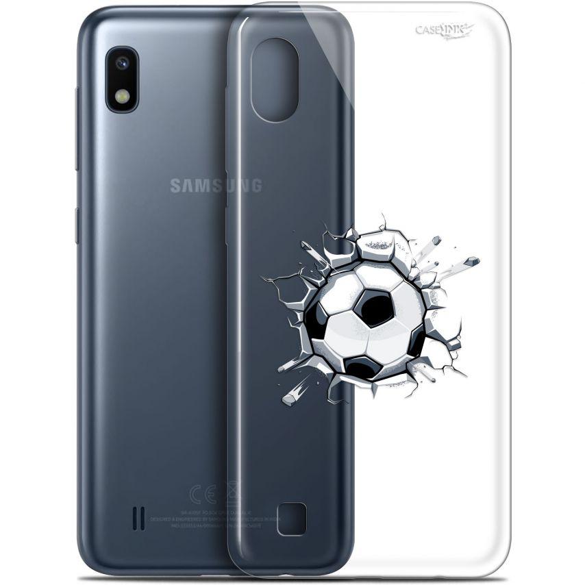 """Carcasa Gel Extra Fina Samsung Galaxy A10 (6.2"""") Design Le Balon de Foot"""