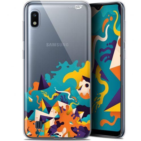 "Carcasa Gel Extra Fina Samsung Galaxy A10 (6.2"") Design Les Vagues"