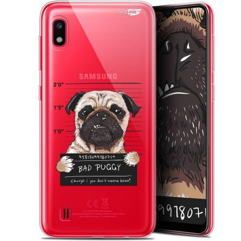 "Carcasa Gel Extra Fina Samsung Galaxy A10 (6.2"") Design Beware The Puggy Dog"