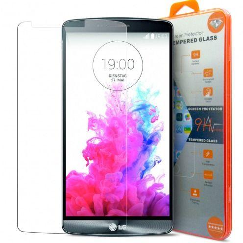 Protección de pantalla de vidrio templado LG G3 Glass Pro+ 9H Ultra HD 0.33 mm