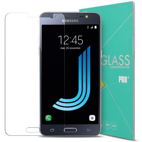 Protección de pantalla de vidrio templado Samsung Galaxy J5 2016 (J510) Glass Pro+ 9H Ultra HD 0.33mm