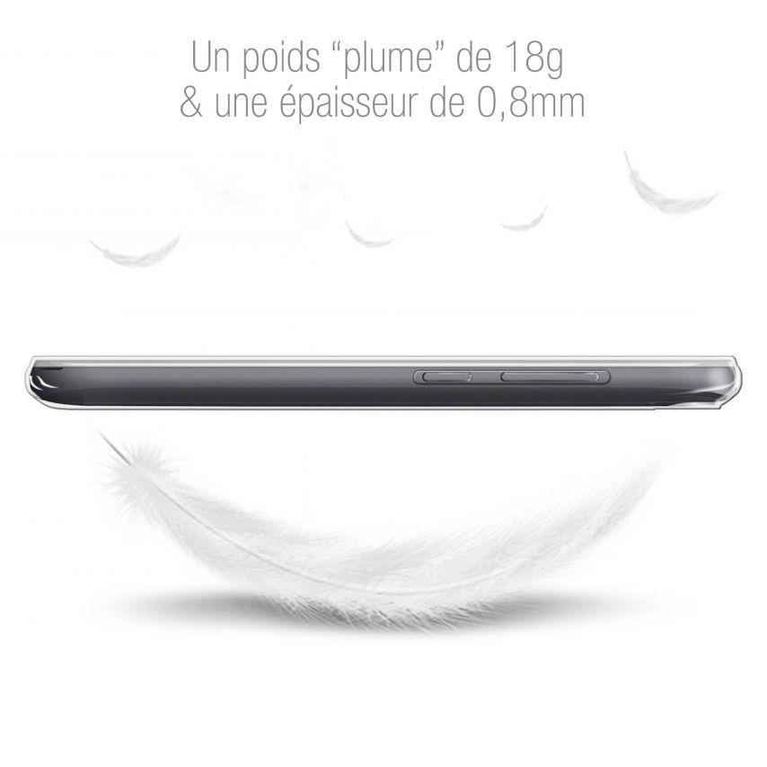 Carcasa Extra Fina 1 mm Flexible Crystal Clear para Wiko Jerry