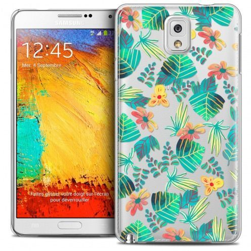 Carcasa Crystal Extra Fina Galaxy Note 3 Spring Tropical