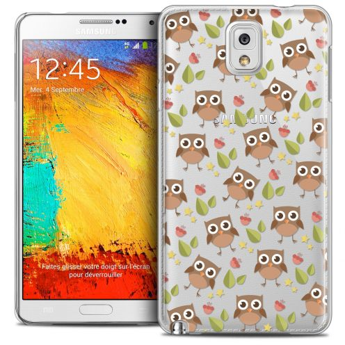 Carcasa Crystal Extra Fina Galaxy Note 3 Summer Hibou