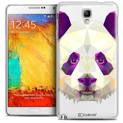Carcasa Crystal Extra Fina Galaxy Note 3 Neo/Mini Polygon Animals Panda