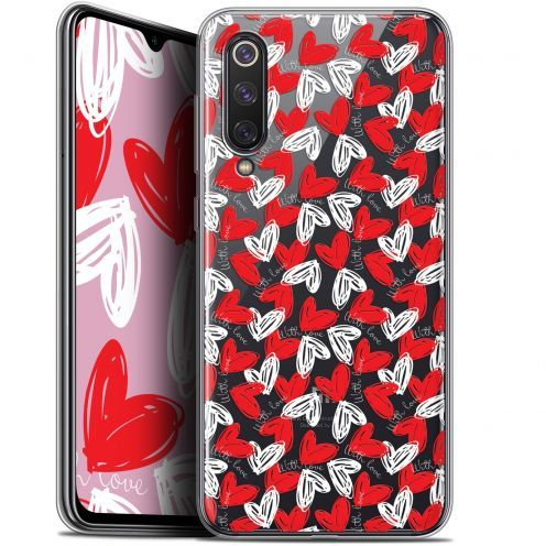 "Carcasa Gel Extra Fina Xiaomi Mi 9 SE (5.97"") Love With Love"