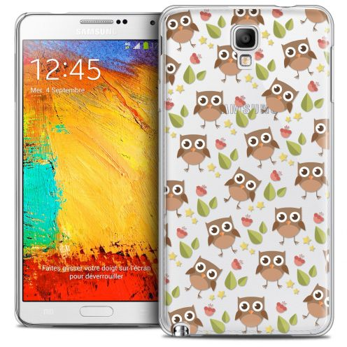 Carcasa Crystal Extra Fina Galaxy Note 3 Neo/Mini Summer Hibou
