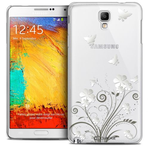Carcasa Crystal Extra Fina Galaxy Note 3 Neo/Mini Summer Papillons