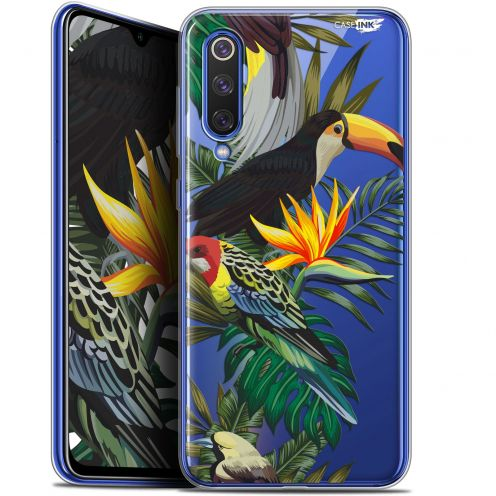 "Carcasa Gel Extra Fina Xiaomi Mi 9 SE (5.97"") Design Toucan Tropical"