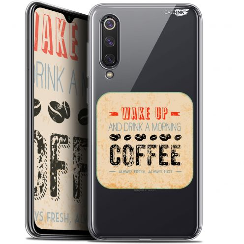 "Carcasa Gel Extra Fina Xiaomi Mi 9 SE (5.97"") Design Wake Up With Coffee"