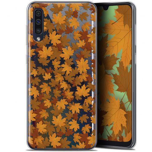 "Carcasa Gel Extra Fina Samsung Galaxy A50 (6.4"") Autumn 16 Feuilles"