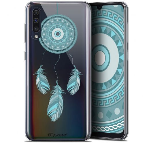 "Carcasa Gel Extra Fina Samsung Galaxy A50 (6.4"") Dreamy Attrape Rêves Blue"