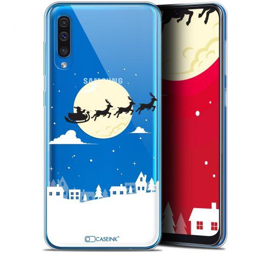 """Carcasa Gel Extra Fina Samsung Galaxy A50 (6.4"""") Noël 2017 Flying Stanta"""