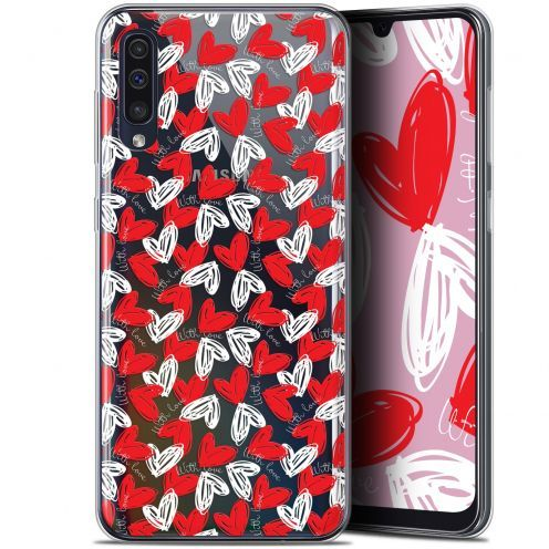 "Carcasa Gel Extra Fina Samsung Galaxy A50 (6.4"") Love With Love"