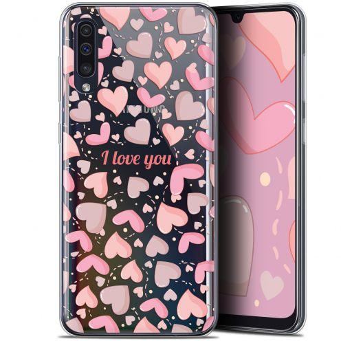 "Carcasa Gel Extra Fina Samsung Galaxy A50 (6.4"") Love I Love You"