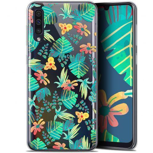 "Carcasa Gel Extra Fina Samsung Galaxy A50 (6.4"") Spring Tropical"