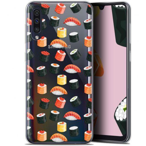 """Carcasa Gel Extra Fina Samsung Galaxy A50 (6.4"""") Foodie Sushi"""