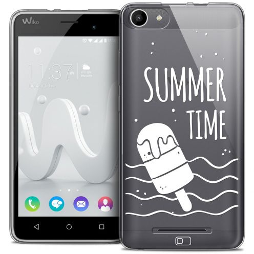 Carcasa Crystal Gel Extra Fina Wiko Jerry Summer Summer Time