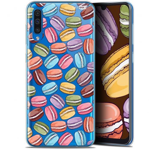 "Carcasa Gel Extra Fina Samsung Galaxy A50 (6.4"") Design Macarons"