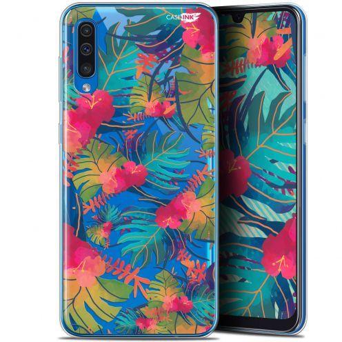 "Carcasa Gel Extra Fina Samsung Galaxy A50 (6.4"") Design Couleurs des Tropiques"