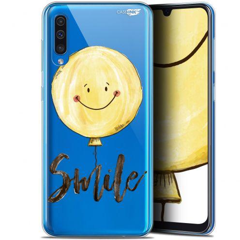 """Carcasa Gel Extra Fina Samsung Galaxy A50 (6.4"""") Design Smile Baloon"""