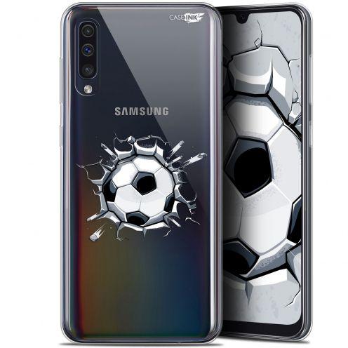 """Carcasa Gel Extra Fina Samsung Galaxy A50 (6.4"""") Design Le Balon de Foot"""