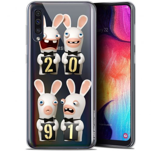 "Carcasa Gel Samsung Galaxy A50 (6.4"") Lapins Crétins™ New Year"