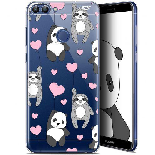 """Carcasa Gel Extra Fina Huawei P Smart (5.7"""") Design Panda'mour"""