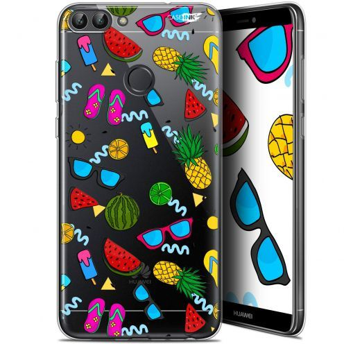 "Carcasa Gel Extra Fina Huawei P Smart (5.7"") Design Summers"