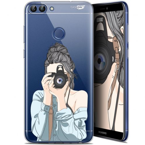 "Carcasa Gel Extra Fina Huawei P Smart (5.7"") Design La Photographe"