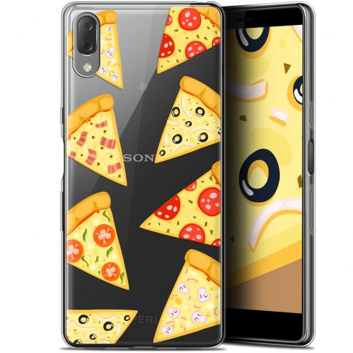 "Carcasa Gel Extra Fina Sony Xperia L3 (5.7"") Foodie Pizza"