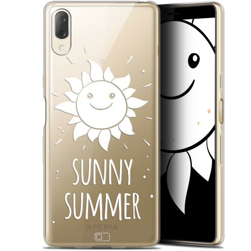"Carcasa Gel Extra Fina Sony Xperia L3 (5.7"") Summer Sunny Summer"