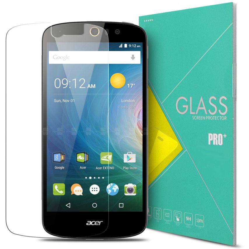 Protección de pantalla de vidrio templado Acer Z530 Glass Pro+ 9H Ultra HD 0.33mm