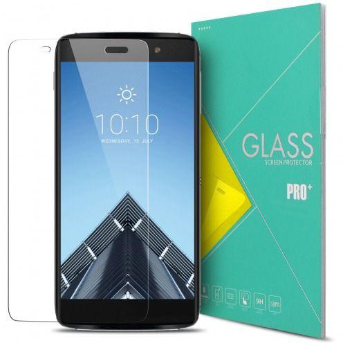 Protección de pantalla de vidrio templado Alcatel Idol 4s Glass Pro+ 9H Ultra HD 0.33mm