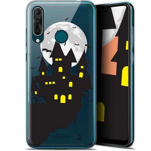 "Carcasa Gel Extra Fina Wiko View 3 PRO (6.3"") Halloween Castle Dream"