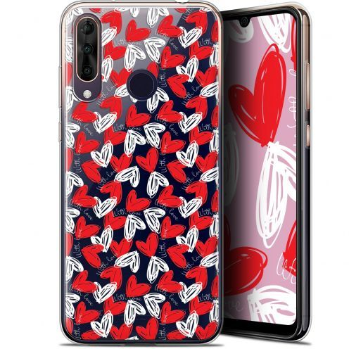 "Carcasa Gel Extra Fina Wiko View 3 PRO (6.3"") Love With Love"