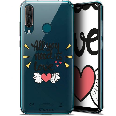 """Carcasa Gel Extra Fina Wiko View 3 PRO (6.3"""") Love All U Need Is"""