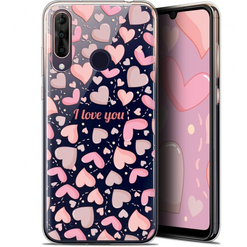 "Carcasa Gel Extra Fina Wiko View 3 PRO (6.3"") Love I Love You"