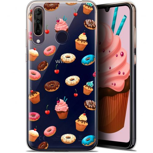 "Carcasa Gel Extra Fina Wiko View 3 PRO (6.3"") Foodie Donuts"
