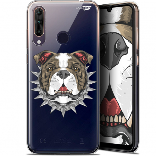 "Carcasa Gel Extra Fina Wiko View 3 PRO (6.3"") Design Doggy"